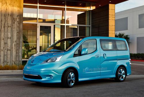 Nissan намерен собирать свой электрический минивэн в Испании