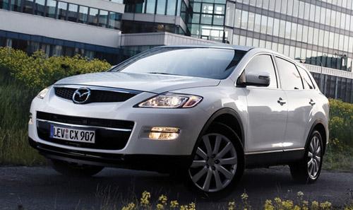 В 2013 году появится новое поколение Mazda CX-9