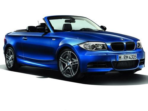 BMW рассекретил купе и кабриолет 135is