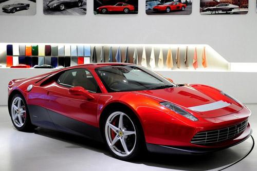 Эрик Клэптон получил уникальный Ferrari