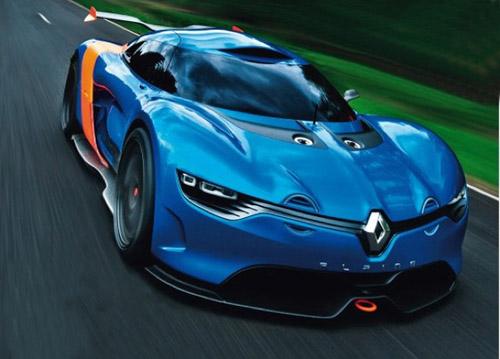На Гран При Монако будет показан возрожденный Alpine Renault