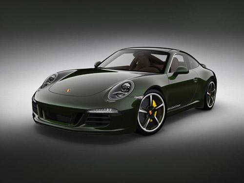 Выпущена «клубная» версия спорткара Porsche 911