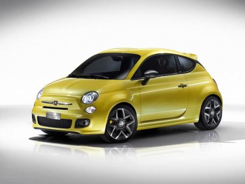 Концептуальное купе Fiat 500 Zagato получит серийную версию