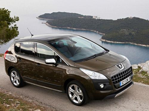 Peugeot начинает поставки микрогибридного кроссовера 3008 e-HDi