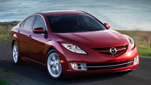 Премьера новой Mazda 6 состоятся в Москве
