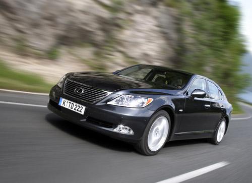 30 июля состоится премьера нового Lexus LS