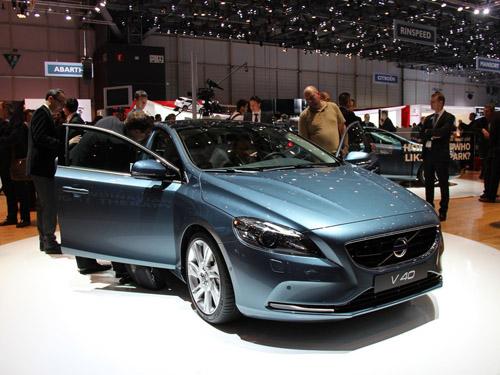 Volvo V40 получит «заряженную» версию
