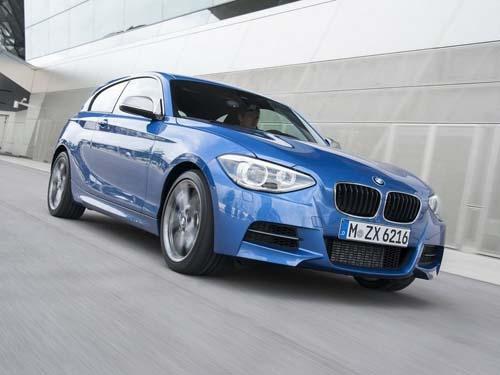 В 2014 году выйдет вторая серия семейства BMW M Performance