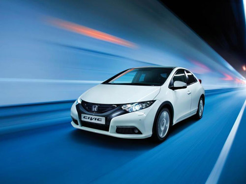 В Париже покажут новый Honda Civic Type R