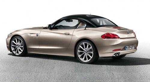 BMW Z4 получит минимальный фейслифт