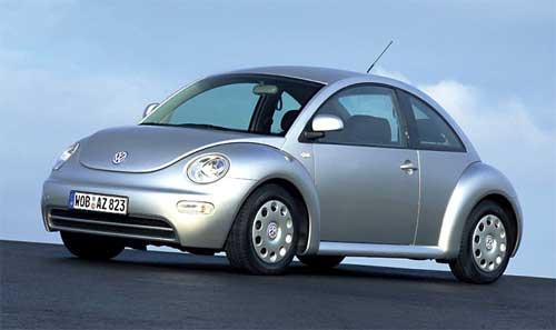 В этом году появится кабриолет Volkswagen Beetle