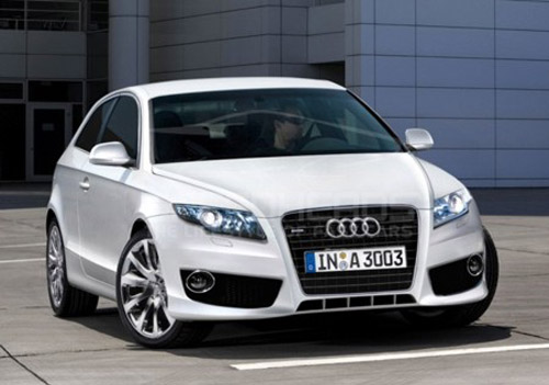 Audi S3 покажут в Париже