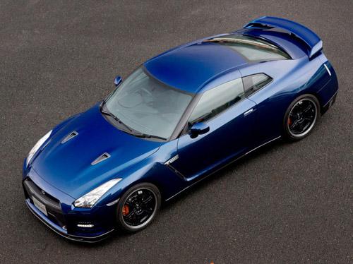 Nissan выпустит новое поколение GT-R