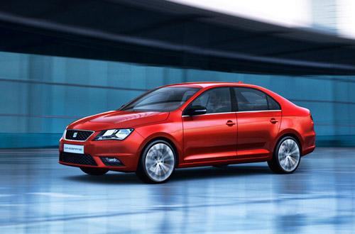 SEAT будет впервые представлена на автосалоне в Москве