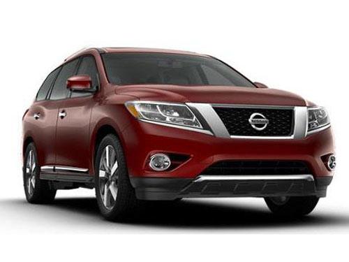 Nissan представил серийную версию нового Pathfinder