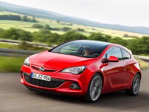 Анонсирована самая быстрая дизельная Opel Astra