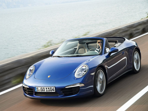 Готовится к выпуску полноприводный Porsche 911