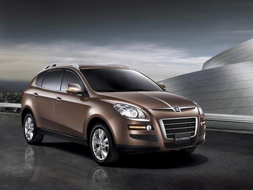 В Москве состоится дебют тайваньского кроссовера Luxgen7 SUV
