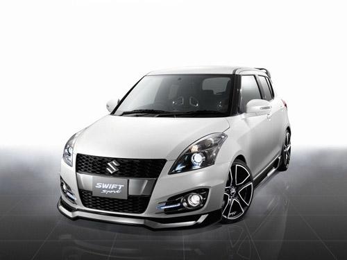 В Австралии Suzuki покажет очередной Swift Sport