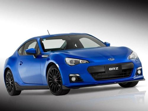 Через два года появится Subaru BRZ Turbo