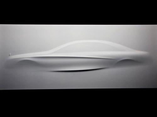 В начале 2013 года будет показан новый Mercedes S-class