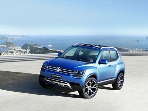 Новый Volkswagen Taigun станет серийным