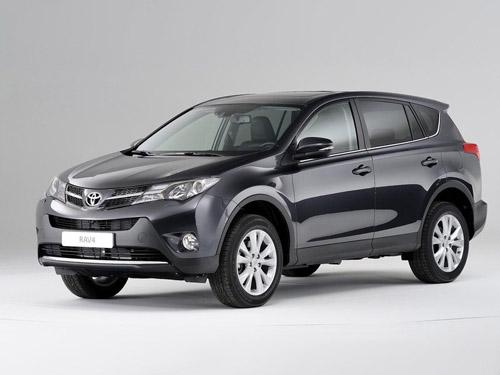 Toyota показала четвёртое поколение RAV4
