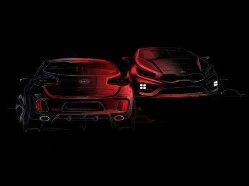Kia cee'd GT получит 200-сильный двигатель