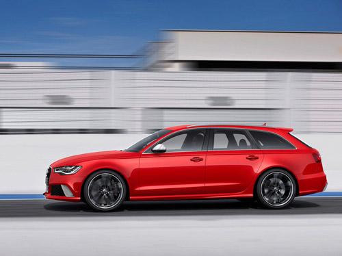 Универсал Audi RS 6 Avant по динамике почти не уступает Lamborghini Gallardo
