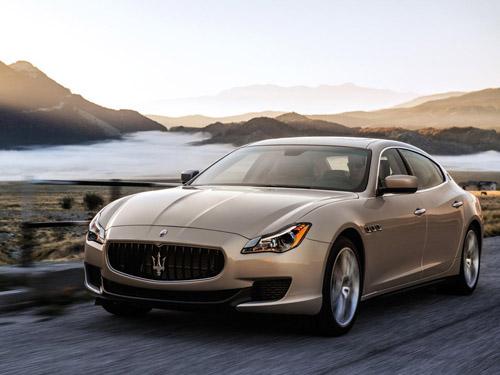 Maserati рассказал о новом Quattroporte