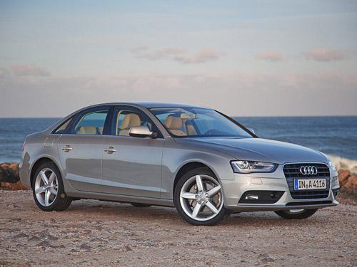Новая Audi A4 будет более лёгкой и экономичной