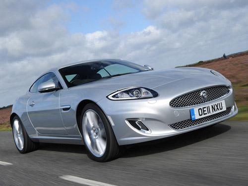 Спорткар Jaguar XK превратится в роскошное купе