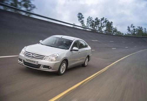 Стоимость нового Nissan Almera составит от 429 000 рублей