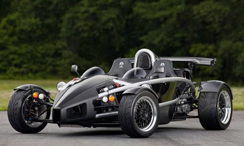 Британский спорткар станет первым титановым автомобилем