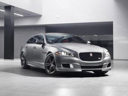 Jaguar показал свой новый суперседан