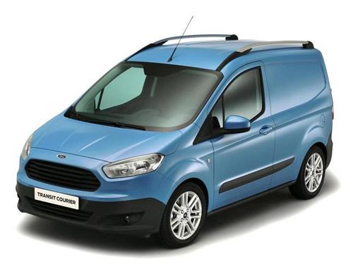 В Бирмингеме представлен новый фургон Ford Transit Courier