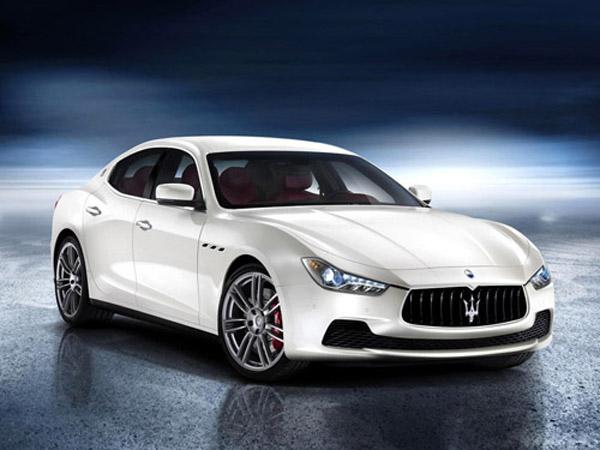 В Шанхае показали самый доступный Maserati