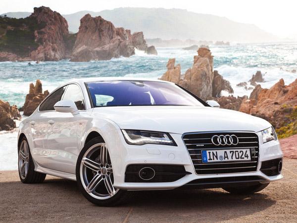 Audi выпустит водородный вариант А7