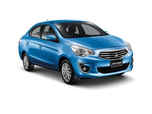 В Таиланде состоялась премьера бюджетного седана Mitsubishi