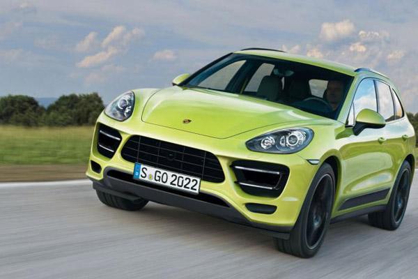В Лос-Анджелесе состоится премьера Porsche Macan