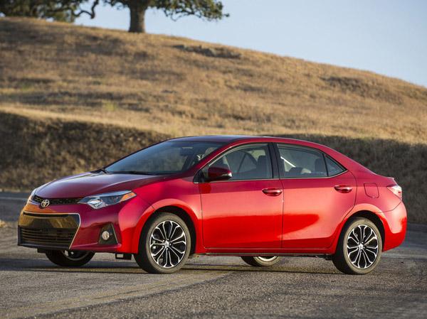 Представлено новое поколение седана Toyota Corolla