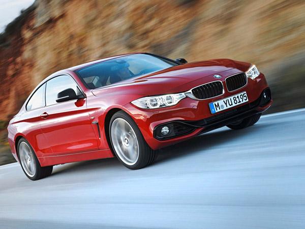 BMW официально представила новое купе
