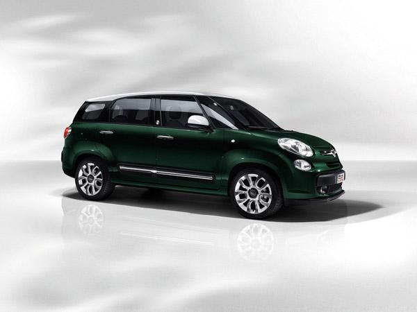 Представлен новый компактвэн Fiat 500L