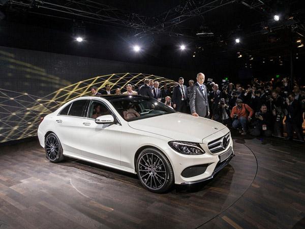 В 2015 году Mercedes выпустит «заряженный» автомобиль С-класса
