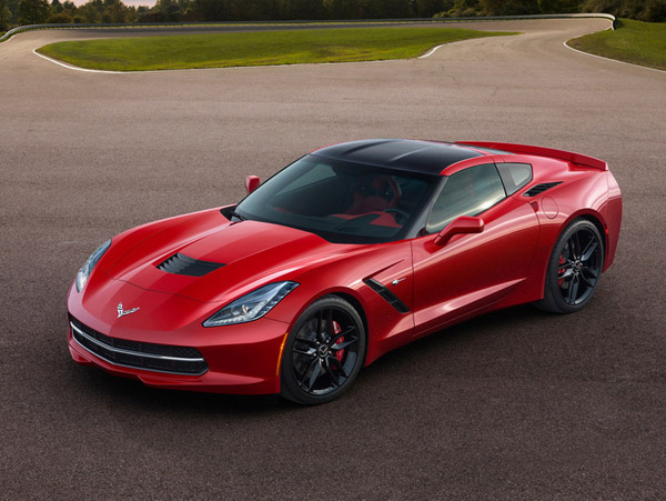 GM готовят «заряженный» Chevrolet Corvette
