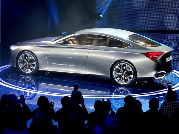 В январе Hyundai покажет новый Genesis