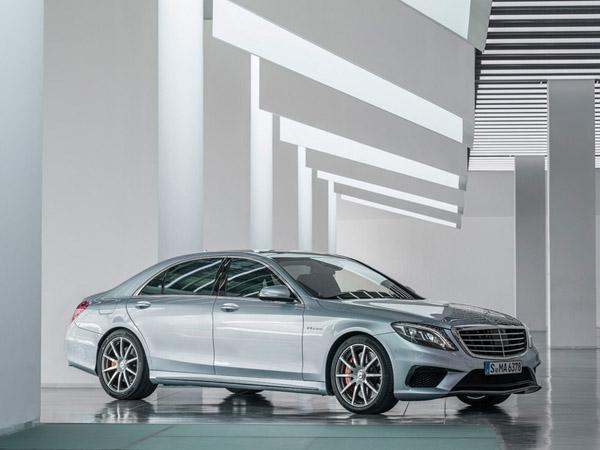 Mercedes готовит сверхмощную версию S-класса