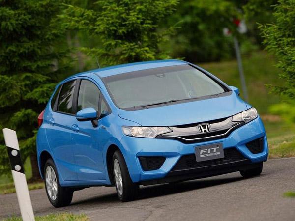 Представлено новое поколение модели Honda Fit