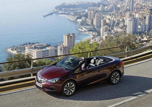 Opel Cascada получил новый турбомотор