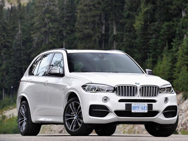 BMW представила новый дизельный внедорожник